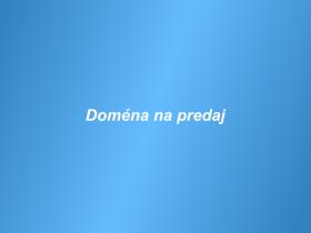 Predám doménu RealityInzercia.sk
